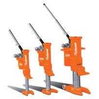 Unicraft - Cric hydraulique levage de machines Hmh5
