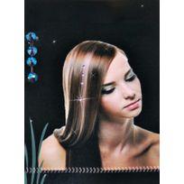 Remy Hair Excellence - Bijoux pour Cheveux - strass en cristal bleu