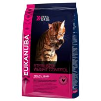 Eukanuba - Croquettes Chat Adulte Light Sac 1,5 kg
