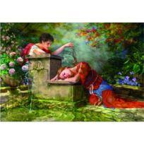 Educa Borras - Puzzle 1500 pièces : Pendant qu'elle dormait