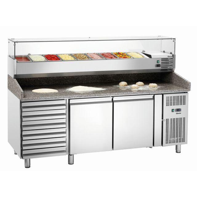 Bartscher Table pour pizzaiolo Gl26640