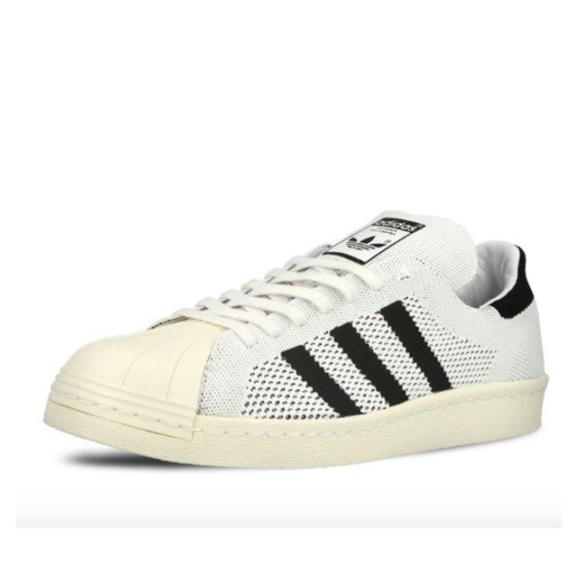 the best attitude ac1c4 55b46 Adidas originals - Baskets adidas Originals Superstar 80s Primeknit - S82779