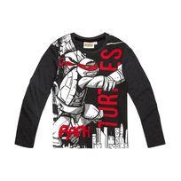 Tortues Ninja - Les Garcon Tee-shirt manches longues