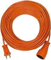 BRENNENSTUHL - Cordon prolongateur 20m orange H05VV-F 2x1,5 1162201