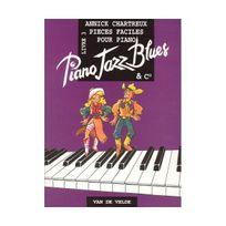 Van De Velde - Piano Jazz Blues 3