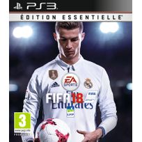 ELECTRONIC ARTS - FIFA 18 - Édition Essentielle - PS3