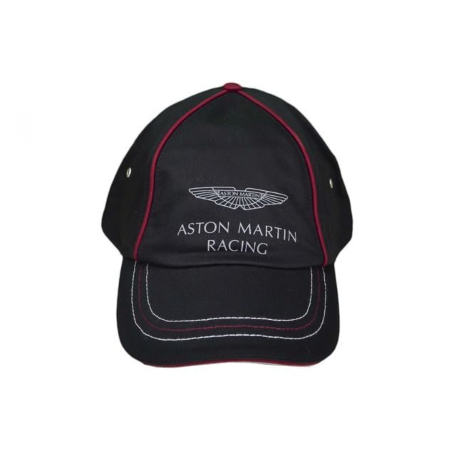 hackett casquette aston martin racing noire pour homme. Black Bedroom Furniture Sets. Home Design Ideas