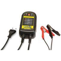 Mecafer - Chargeur de batterie intelligente 4A Mhf4E