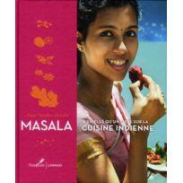 Editions Racine - masala ; bien plus qu'un livre sur la cuisine indienne