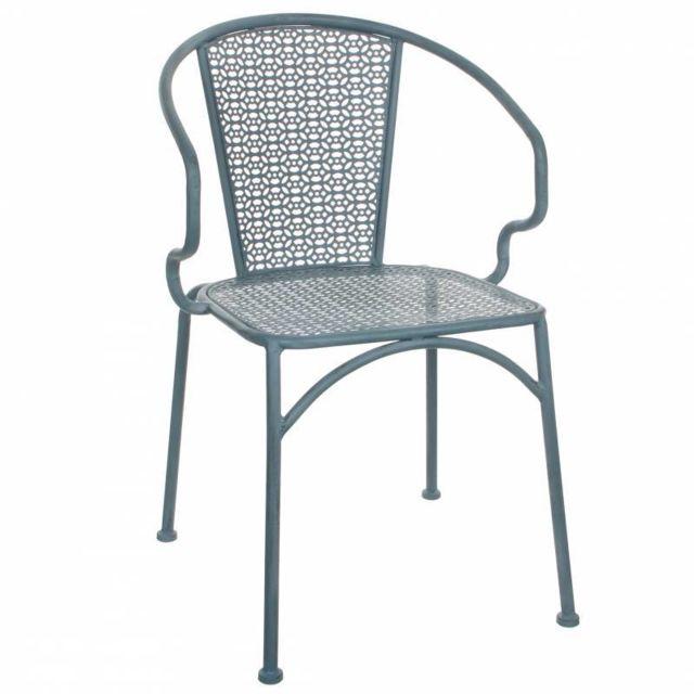 L\'HÉRITIER Du Temps - Chaise de Salon de Jardin Siège de ...
