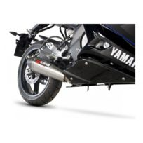 Yamaha - Yzf 125 R-08/13-LIGNE Silencieux Echappement Red Power Inox Scorpion -76409039