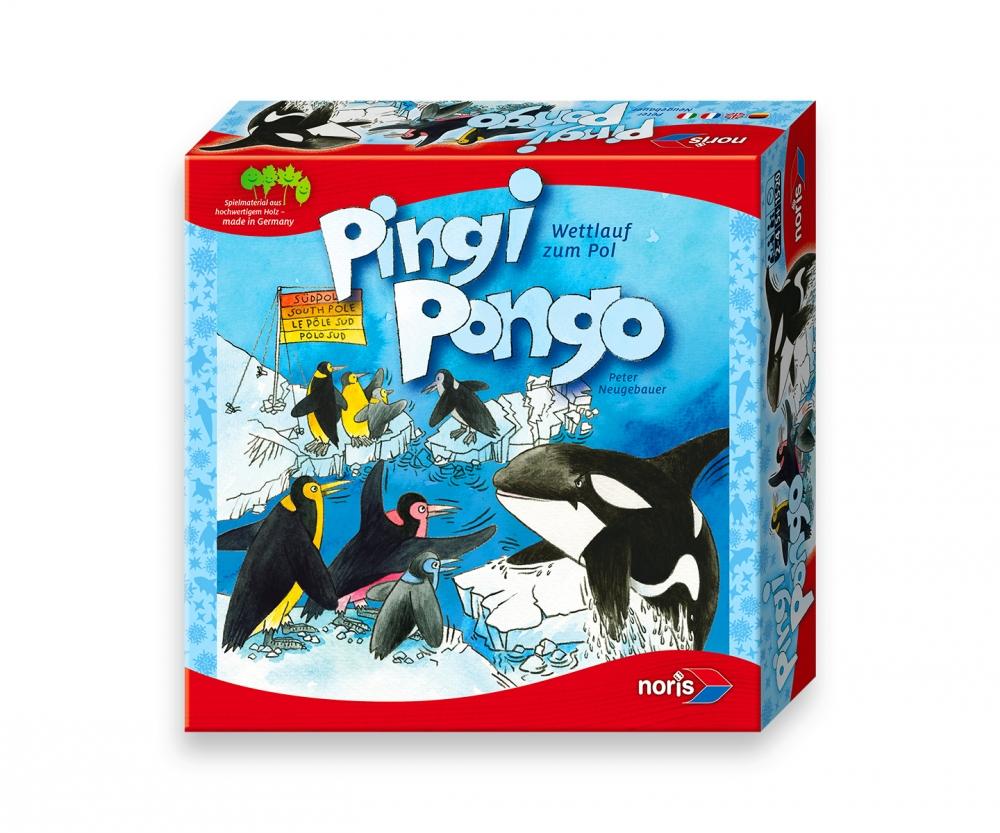 Noris - Jeux de société - Pingi Pongo