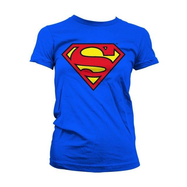Marque Generique - Superman - T-shirt Shield