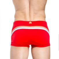 Sundek - Boxer de bain Homme 208 Rouge