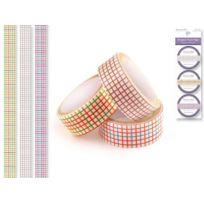 Party Craft - 1,5 X 2,5 M 9 PiÈCES De Ruban Washi G Multicolore