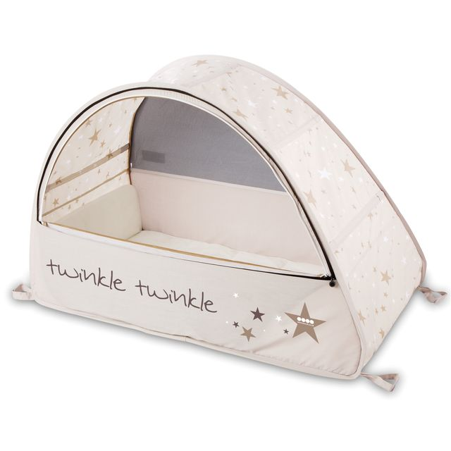 koo di berceau de voyage bubble sun sleep twinkle twinkle pas cher achat vente berceau. Black Bedroom Furniture Sets. Home Design Ideas
