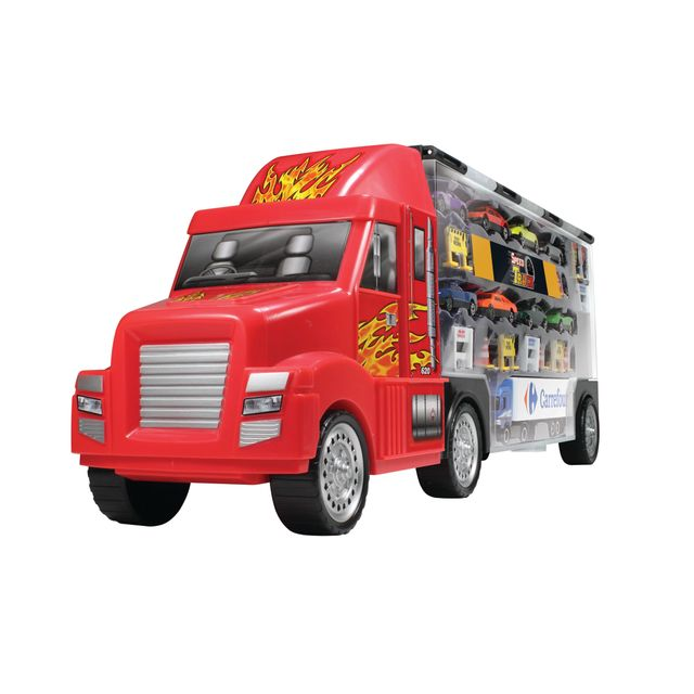 Cher Avec Intégrées Camion Voitures Pas Valisette Speedtrack xthQdsrC