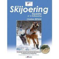 Lavauzelle - Le skijoering équestre et le rollerjoering