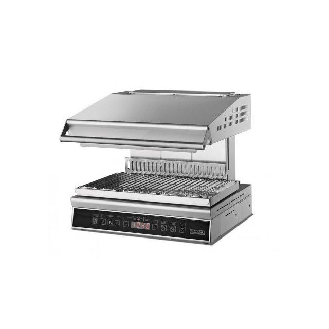 Combisteel Salamandre de Cuisine électrique 570 écran tactile