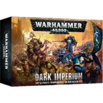 Games Workshop - Warhammer 40k Boite de Jeu / Dark Imperium Fr