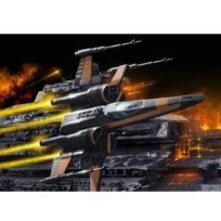 Revell Build & Play - Maquette Star Wars : Easy Kit : Poe's X-wing Fighter niveau 1