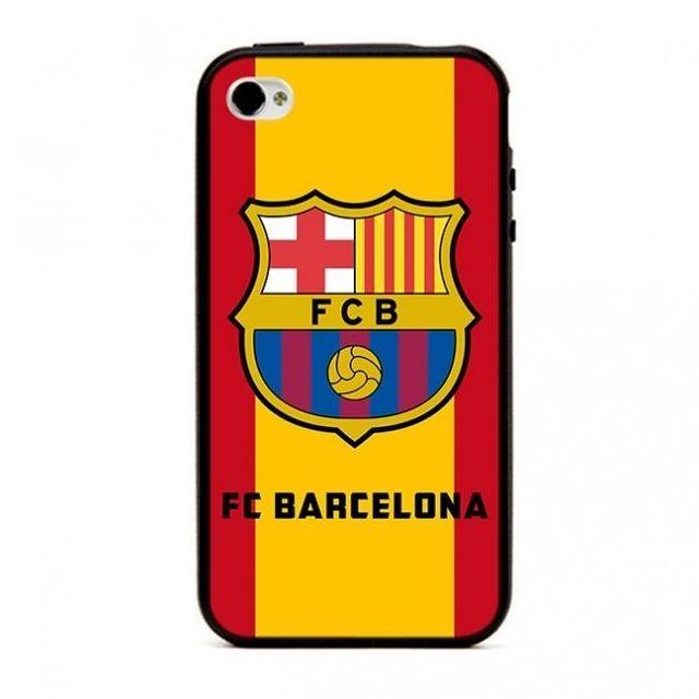coque barcolone iphone 4