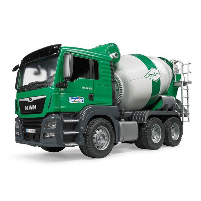 BRUDER Camion toupie à béton man TGS - 3710