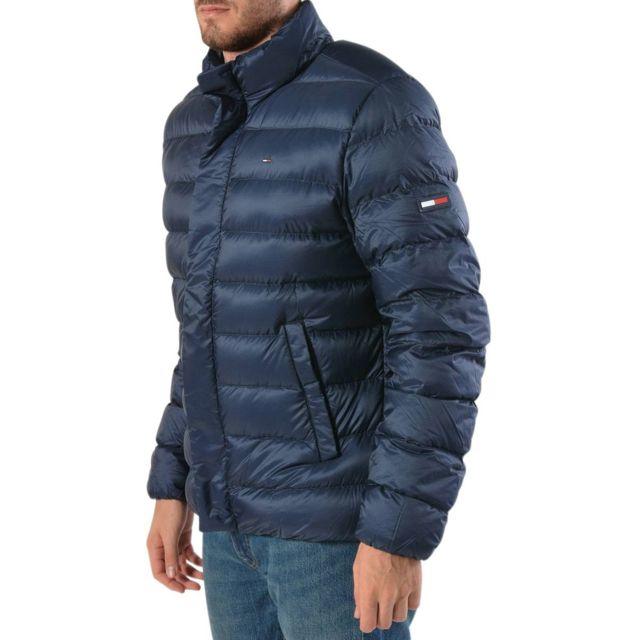 matériaux de qualité supérieure obtenir de nouveaux nouveau design Tommy hilfiger - Doudoune garnie duvet - pas cher Achat ...