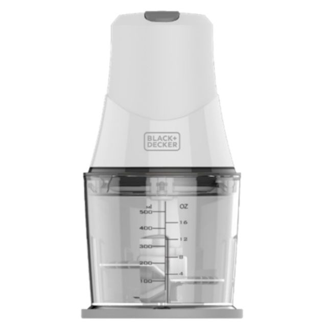 Black & Decker mini-hachoir 0.5l 260w - bxch260e