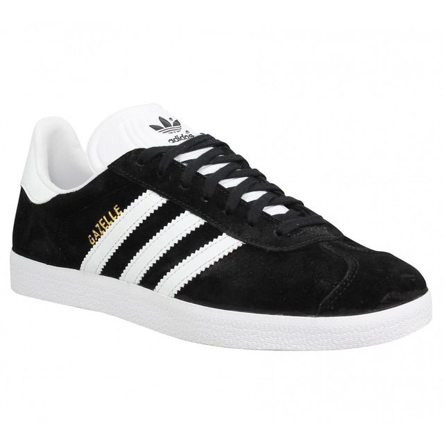 adidas gazelle pas cher noir blanc