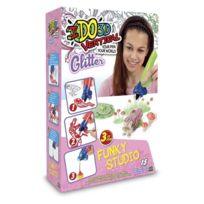 GIOCHI PREZIOSI - Funky studio 3 tubes GLITTER - D3D091