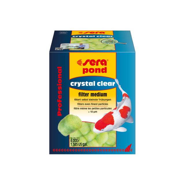 Sera Pond Crystal Clear Professional 6M3