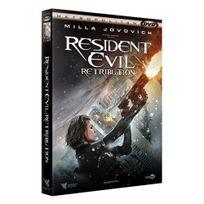 Metro - Resident Evil 5 Retribution Dvd