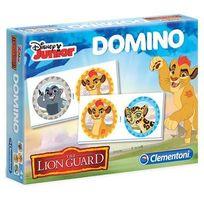 Clementoni - Disney - Dominos La Garde du Roi Lion