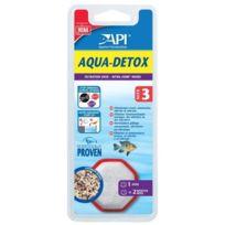 Api - Dose filtre Aqua-detox T3 x1 Pour aquarium