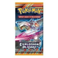 Pokemon Company International - Cartes à collectionner - Pokemon Jcc - 1 Booster N&B : Explosion Plasma