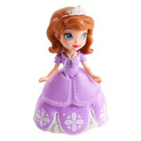 Mattel - Mini Poupée Princesse Sofia : Princesse Sofia robe parme