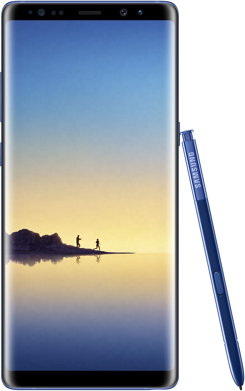 Galaxy Note 8 - Bleu Roi