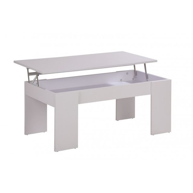 Relevable Blanche Table Blanche Relevable Plateau Basse Basse Table Table Plateau QdeCWrxoB