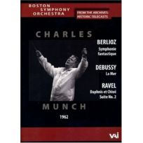 Vai - Charles Munch Conducts B&W Dvd - Edition simple