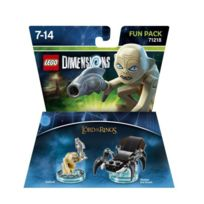 Warner Games - Figurine Lego Dimensions - Gollum - Le Seigneur des Anneaux