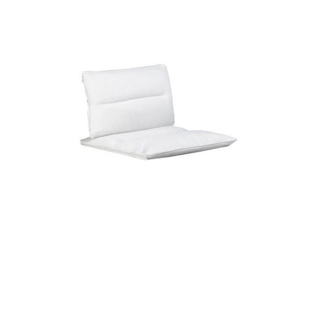 Dedon Coussin d'assise + Coussin de dossier SeaX Lounge Chair - curl taupe