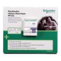 Schneider Electric - Parafoudre Pf'Clic - Tension : mono-230v - Type : 4,5ka - Nombre de Contact : 2