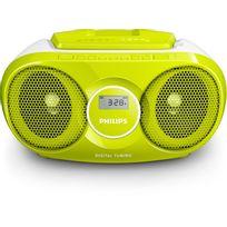 Philips - Az215G - Radio/Radio-réveil Lecteur Cd Mp3