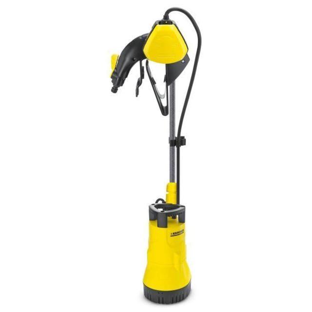 POMPE ARROSAGE - POMPE D'EVACUATION - ARROSAGE INTEGRE Pompe pour collecteur eau-pluie - Débit de 3 800 l/h - 400 W