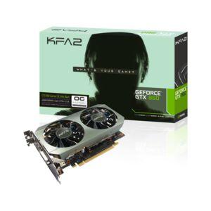 KFA2 - GeForce GTX 960 GAMER OC 4 GB MINI BLACK