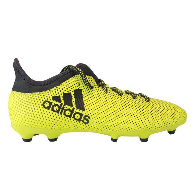 Adidas X 17.3 Fg J pas cher Achat Vente Chaussures