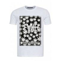Fake - Paris -t-shirt Casa Weed N&B