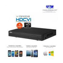 Dahua - Enregistreur hybride 4 Mp Full 1080P 8 canaux de video surveillance Hdcvi