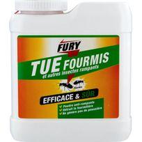 Fury - Tous insectes rampants Boîte poudreuse 250g